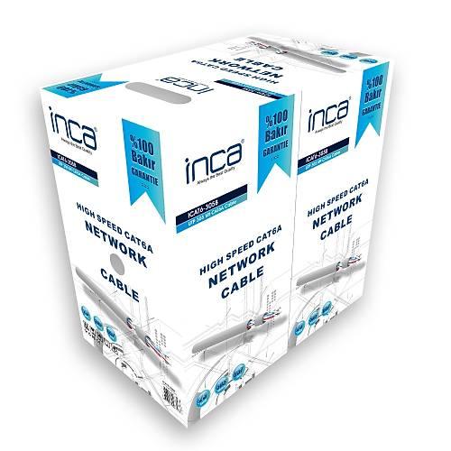 INCA ICAT6-305 HIGH SPEED NETW. KABLO 305MT 0.57MM
