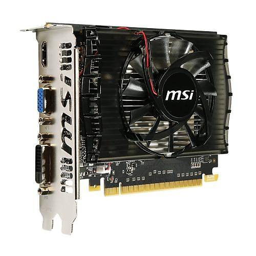 MSI N730-2GD3V2 GT730 2GB DDR3 128Bit DVI/HDMI