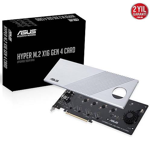 ASUS HYPER M.2 X16 GEN 4 CARD