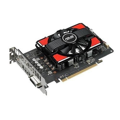 ASUS RX550-2G 2GB GDDR5 128Bit DVI/HDMI/DP