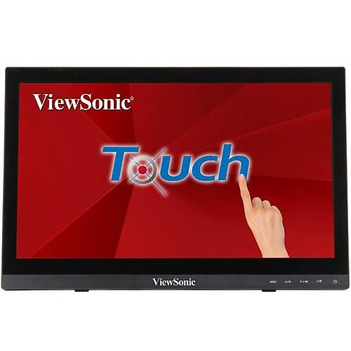 15.6 VIEWSONIC TD1630-3 HD HDMI+VGA 10 PARMAK KAPASITIF DOKUNMATIK MONITOR