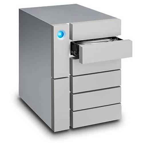 LACIE STFK96000400 96TB 6BIG 2X THUNDERBOLT3 USB 3.1 HARÝCÝ DÝSK 5 YIL DATA KURTARMA SERVÝSÝ