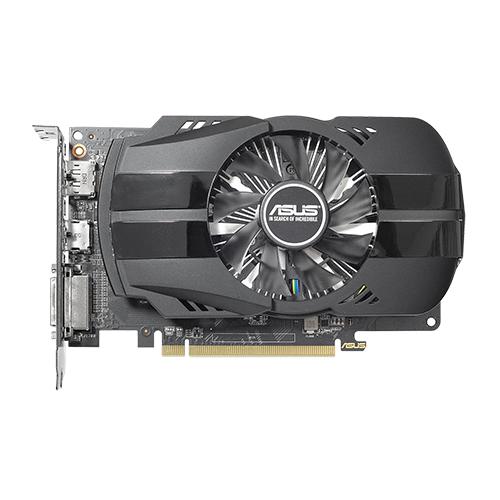 ASUS PH-RX550-4G-M7 DDR5 4GB 128Bit DVI-D/HDMI
