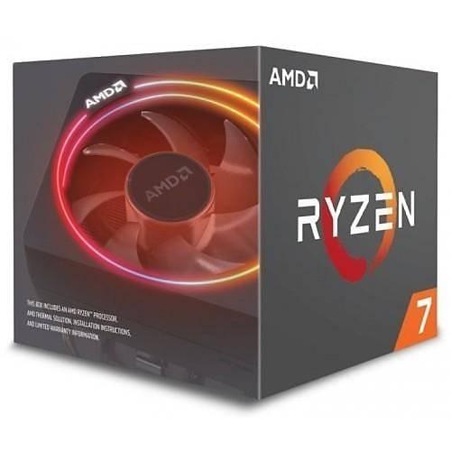 AMD RYZEN 7 2700X 3.7GHz/ 4.35GHz 20MB 105W AM4 FANLI