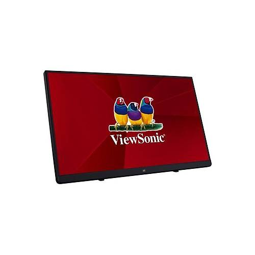 21.5 VIEWSONIC TD2230 FHD IPS PANEL HDMI+VGA+DP+USB 10 PARMAK KAPASITIF DOKUNMATIK 3 KENAR ÇERÇEVESÝZ MONITOR