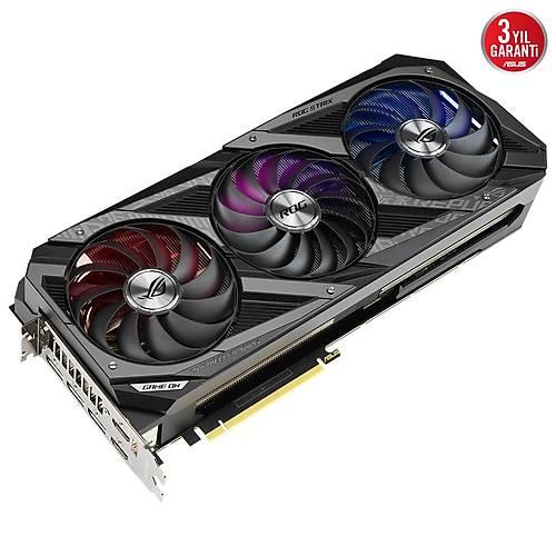 ASUS ROG STRIX GeForce RTX 3070 Ti GAMING OC 8GB GDDR6X DX12 256 Bit Nvidia Ekran Kartý (ROG-STRIX-RTX3070TI-O8G-GAMING-GAMING)