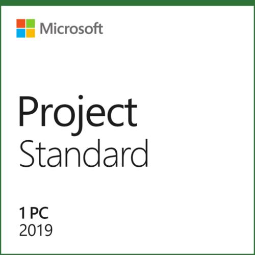 MICROSOFT PROJECT STANDART 2019 - ESD 076-05785
