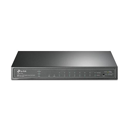 TP-LINK T1500G-10PS 8P GBIT PoE SMART SWITCH+2SFP