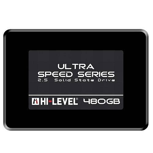 "480 GB HI-LEVEL SSD30ULT/480G 2,5"" 550-530 MB/s"