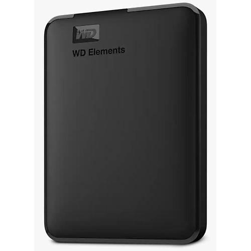 """5TB WD 2.5"""" USB3.0 ELEMENTS SÝYAH WDBU6Y0050BBK-WE"""