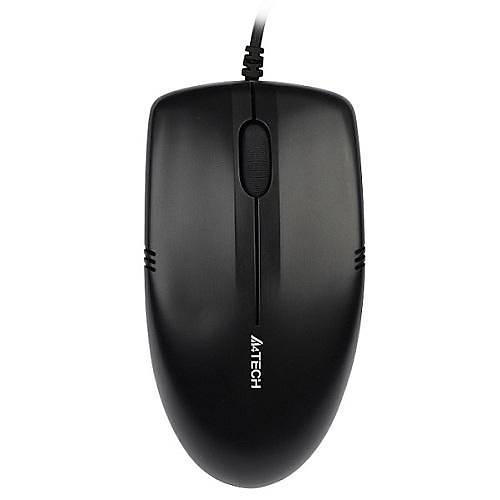 A4 TECH OP-530NU V-TRACK OPTIK USB MOUSE SÝYAH