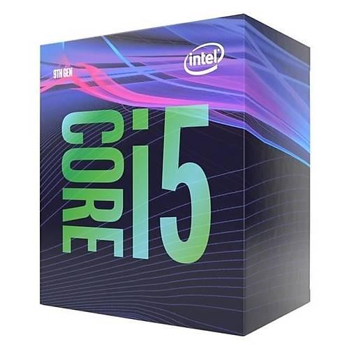 INTEL CORE i5-9500 9MB 4.40Ghz 1151p 9.Nesil