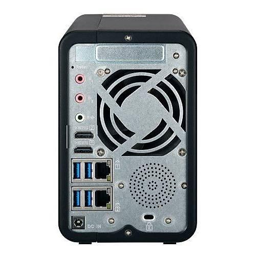 QNAP TS-253BE NAS DEPOLAMA ÜNÝTESÝ (2GB DDR3L)
