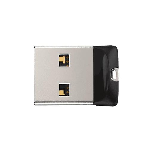 64GB USB2.0 CRUZER FÝT SANDÝSK SDCZ33-064G-G35