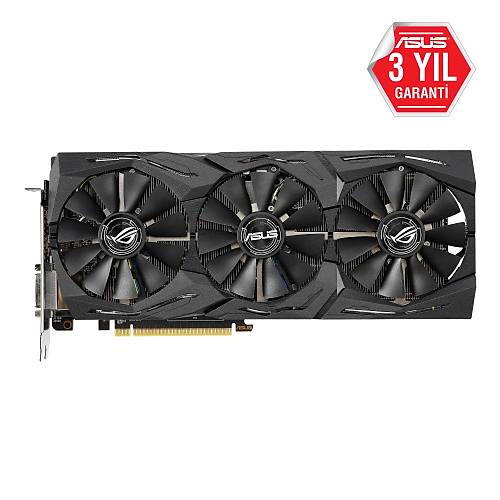ASUS STRIX-RX590-8G-GAMING DDR5 256Bit HDMI/DP/DV