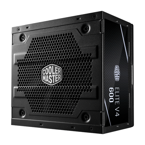 Cooler Master Elite 600 230V V4 MPE-6001-ACABN-EU 600W 80+ White 120mm Fan Power Supply