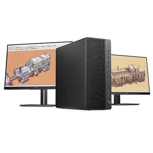 HP WS 4RX09EA ELITEDESK 800 G4 I7-8700 8GB (2X4GB) DDR4 2666 SSDRAM 1TB M.2 2230 UHD GRAPHICS 630/NVIDIA QUADRO P400 2GB WIN10P64