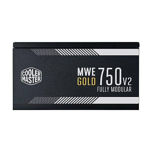 Cooler Master MWE Gold 750 V2 MPE-7501-AFAAG-EU 750W 80+ Gold 120mm Fan Full Modüler Power Supply