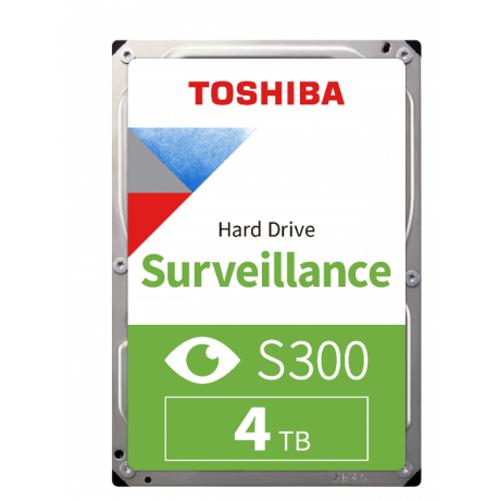 4TB TOSHIBA 5400RPM S300 SATA3 256MB HDWT840UZSVA