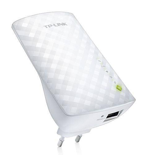 TP-LINK RE200(EU) AC750 Mbps DUAL BAND EXTENDER