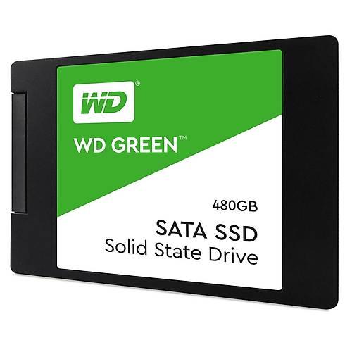 WD Green SSD 480GB 3D NAND 2.5 540MB/s-465MB/s WDS480G2G0A