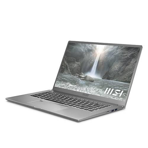 MSI NB PRESTIGE 15 A11SCX-223TR i7-1185G7 8GB DDR4 GTX1650 GDDR6 4GB 512GB SSD 15.6 FHD W10 GRI