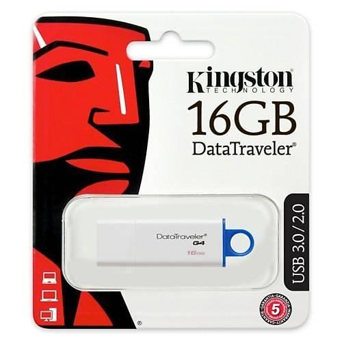 16 GB BELLEK USB 3.0 DTIG4/16GB KINGSTON