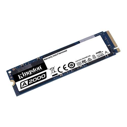 500GB KINGSTON A2000 SA2000M8/500G 2200/2000MB/s M.2 NVMe SSD