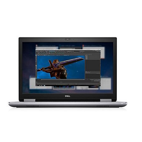 DELL WS XCTOP7750EMEA_VI2 M7750 W-10855M 16GB 512B SSD 6GB RTX3000 17.3'' W10PRO