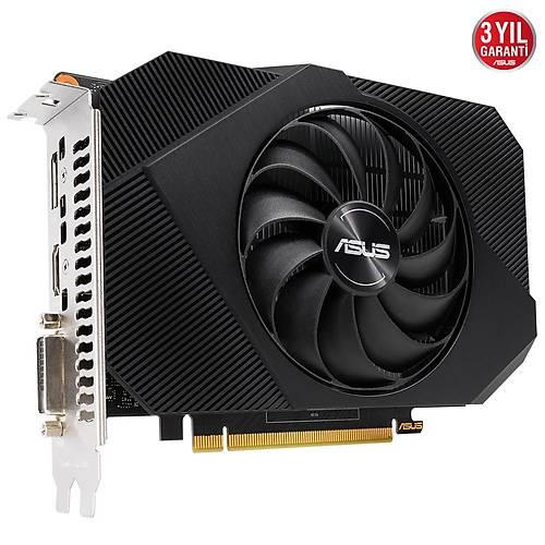 ASUS GeForce GTX 1650 Phoenix OC 4GB GDDR6 128Bit DX12 Nvidia Ekran Kartý