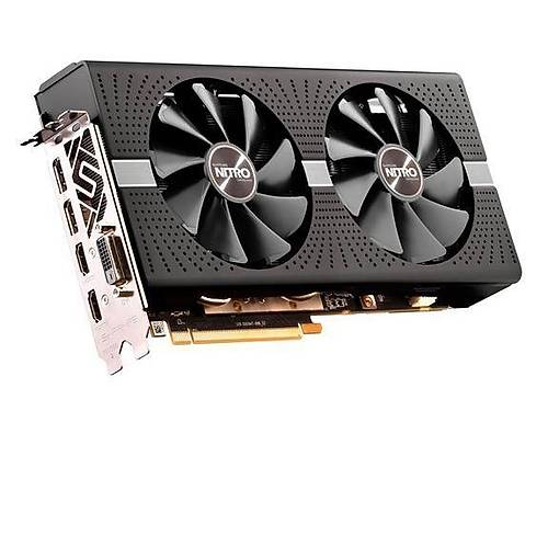 SAPPHIRE RX 590 8GB GDDR5 NITRO+RADEON OC 11289-05-20G