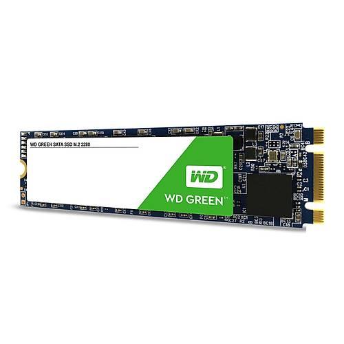 WD Green SSD 480GB 3D NAND M2 545MB/s-465MB/s WDS480G2G0B