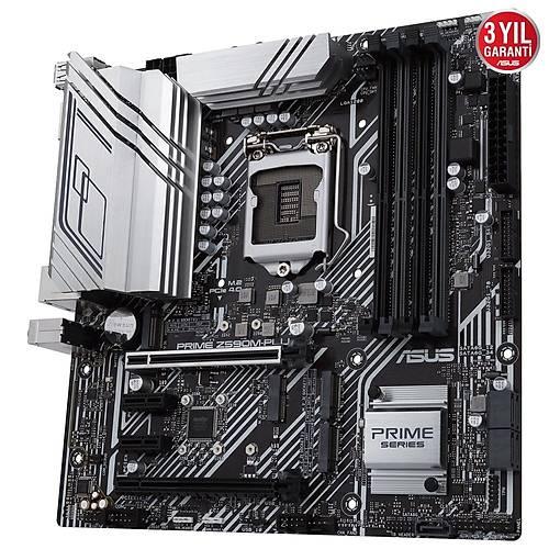 ASUS PRIME Z590M-PLUS 5133/2133Mhz mATX 1200p