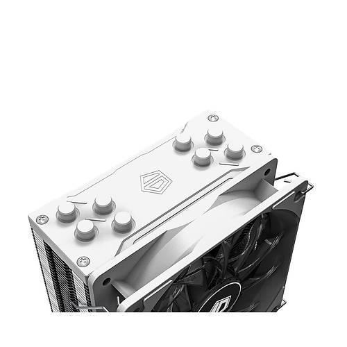 ID-COOLING SE-224-XT Beyaz 4Pin PWM 120mm Kule Tipi INTEL/AMD Ýþlemci Soðutucu