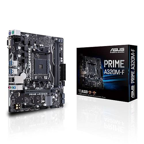 ASUS PRIME A320M-F DDR4 S+GLAN USB3.1 AM4