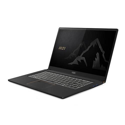 MSI NB SUMMIT E15 A11SCST-417TR I7-1185G7 16GB DDR4 GTX1650TI GDDR6 4GB 512GB SSD 15.6 FHD TOUCH W10P SIYAH