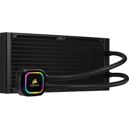 CORSAIR  CW-9060044-WW HYDRO H115i RGB PRO CPU