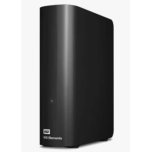 "10TB WD 3.5"" USB3.0 ELEMENTS SÝYAH WDBWLG0100HBK"