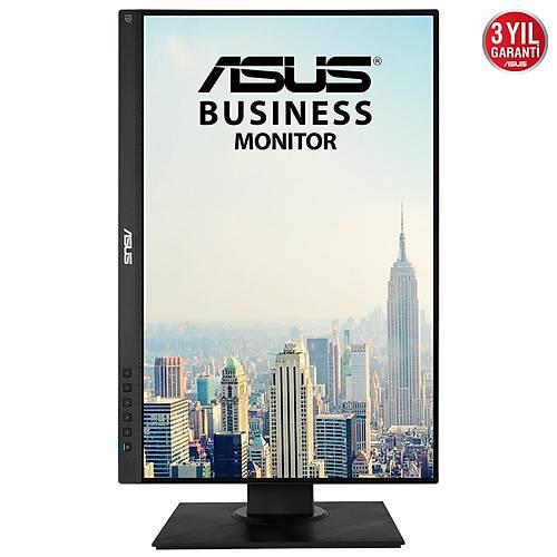 ASUS 24.1 BE24WQLB IPS 1920x1200 5MS 3YIL VGA HDMI DP USB 3.0X4 MMVESAEYECARE. FLICKER-FREE.CERCEVESIZ.DUSUK MAVI ISIK.PIVOT.CERCEVE
