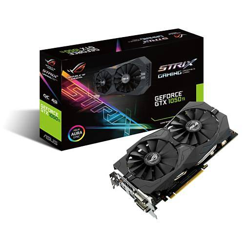 ASUS STRIX-GTX1050-O2G GAMING 2GB 128Bit DDR5