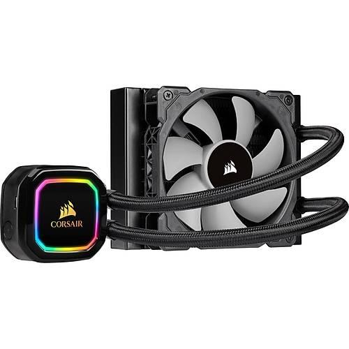 Corsair iCUE H60i RGB PRO XT Liquid 120 mm Intel-AMD Uyumlu Sývý Soðutucu CW-9060049-WW