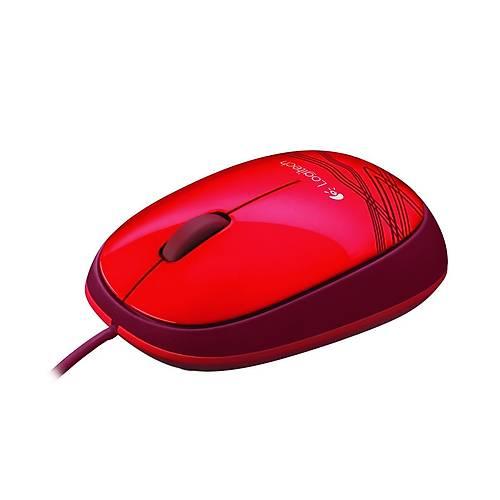 LOGITECH M105 OPTIK USB MOUSE-KIRMIZI 910-002945