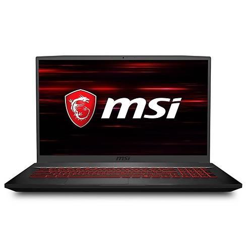 MSI GF75 THIN 9SC-439XTR I7-9750H 8GB 1TB 256GB SSD 4GB GTX1650 17.3 FreeDOS