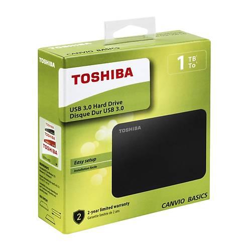 "1TB CANVIO BASÝC 2.5"" USB3.0 TOSHIBA HDTB410EK3AA"