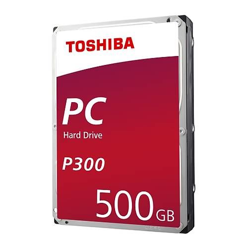 500GB TOSHIBA 7200RPM P300 SATA3 64MB HDWD105UZSVA