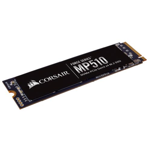 240GB CORSAIR MP510 M.2 NVMe PCIe SSD (CSSD-F240GBMP510)