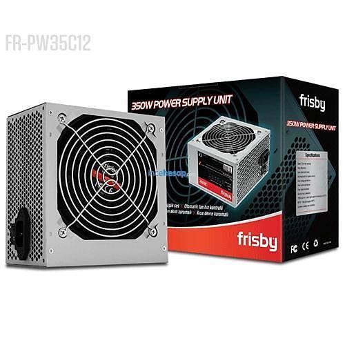 FRISBY FR-PW35C12 350W 12CM POWER SUPPLY
