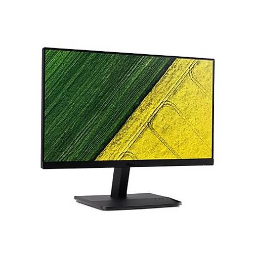27 ACER ET271bi FHD IPS LED 4MS 300 Nits VESA (VGA, HDMI) Mat Siyah Ýnce Çerçeve Monitör