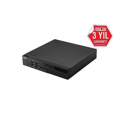 ASUS PB60-BP069MC G5400T-4G-128G M.2 SSD-DOS-(KM YOK)-3YIL-HDM-DP-WiFi-BT-COM Port-VESA