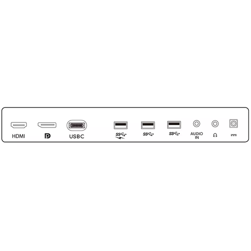 34 PHILIPS 349P7FUBEB-00 W-LED 100HZ 4MS 4K HDMI DP